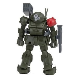 バンダイ ガシャプラ 装甲騎兵ボトムズ02 01.スコープドッグ レッドショルダーカスタム|omochayaya