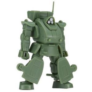 バンダイ ガシャプラ 装甲騎兵ボトムズ02 04.スタンディングタートル(緑)|omochayaya