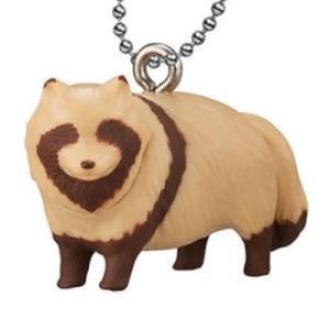 バンダイ クマとたぬき ほっこりスイング 02.たぬき|omochayaya