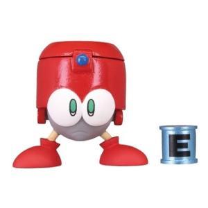 タカラトミーアーツ ロックマン フィギュアコレクション 06.エディ(E缶付き)|omochayaya