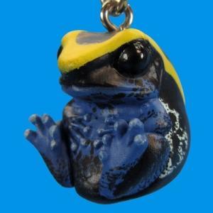 まんまるどうぶつ まんまるカエル根付 全8種フルコンプ タカラトミーアーツ ガチャポン ガシャポン スマホ 携帯 ストラップ フィギュア カエル