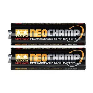 15420 ミニ四駆 単3形ニッケル水素電池 ネオチャンプ(2本)
