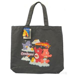 Care Bears ケアベア  【商品紹介】 大人気ケアベアのトートバッグが登場!! 大きいので、...