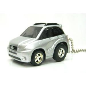 非売品 ネッツ限定 タカラ チョロQ(チョロキュー) トヨタ RAV4J(ラブフォー) 明銀メタリック 箱入 #3 omomax