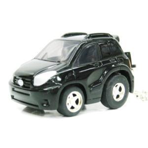 非売品 ネッツ限定 タカラ チョロQ(チョロキュー) トヨタ RAV4J(ラブフォー) ブラック 箱入 #5 omomax
