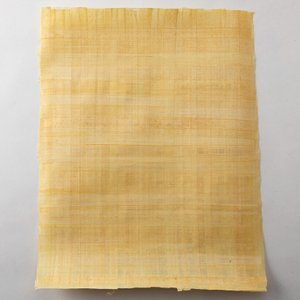 パピルス紙 実物 古代エジプト メソポタミア文明