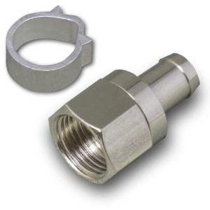 F型接栓 コネクター FP-5 5C用 アルミリング