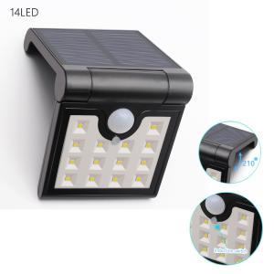 LEDソーラーセンサーライト 折り畳み式 壁掛・置型兼用  ...