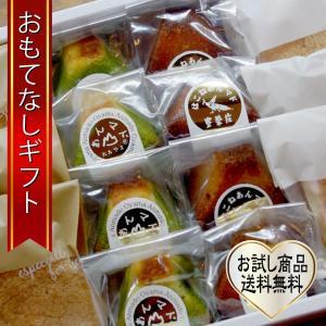 おもてなしギフト マドレーヌ お菓子工房salaの贈る前に確かめたいお試しセット 簡易包装でお届けとなります|omotenashigift