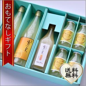 おもてなしギフト 梨ジュース 市川の梨の与佐ヱ門のギフトセット 梨ジュース(大瓶、小瓶)の詰め合わせ|omotenashigift