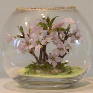 おもてなしギフト フラワーボトル 生花を色や形をそのままに、3ヶ月から半年間(保存状態によっては更に長期間)綺麗に咲かせます 球状型ボトル|omotenashigift|04