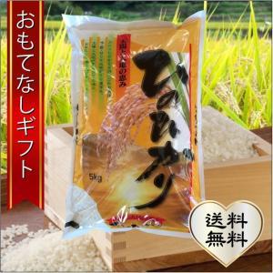 おもてなしギフト ヒノヒカリ 鹿児島県湧水町産のひのひかり(5kg) 注文後精米してお届け|omotenashigift