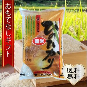 おもてなしギフト ヒノヒカリ 宮崎県のブランド米 宮崎県産 ひのひかり(5kg) 注文後精米してお届け|omotenashigift