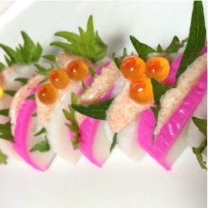 おもてなしギフト かまぼこ 串間名物うず巻きと天ぷらがセットになった祝い膳セット(C)|omotenashigift|03