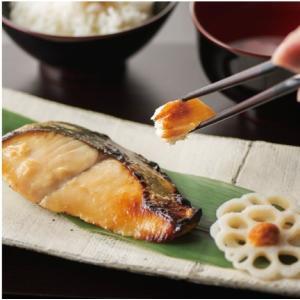 おもてなしギフト まぐろ漬 創業大正12年 三浦の食文化を届ける羽床総本店が作った 簡単便利に レンジで美味しい 三崎のごちそう焼魚 5枚セット|omotenashigift|02