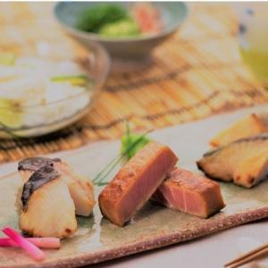 おもてなしギフト まぐろ漬 創業大正12年 三浦の食文化を届ける羽床総本店が作った 簡単便利に レンジで美味しい 三崎のごちそう焼魚 5枚セット|omotenashigift|04