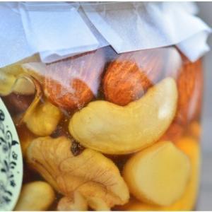 おもてなしギフト 蜂蜜 広島県の蜂蜜を届ける升田養蜂場のナッツの蜂蜜漬け|omotenashigift|02
