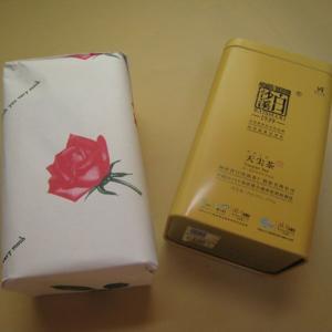 おもてなしギフト お茶(黒茶) 茶房茉莉花が直接買い付けた 天尖茶(200g)|omotenashigift|03
