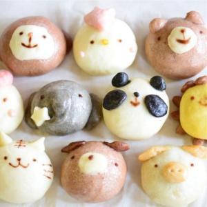おもてなしギフト アニマル中華まん 佐倉の中華レストラン みろべーのアニマル中華まん 10種類の動物と10種類の餡で笑顔をお届け|omotenashigift|02