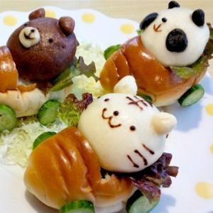 おもてなしギフト アニマル中華まん 佐倉の中華レストラン みろべーのアニマル中華まん 10種類の動物と10種類の餡で笑顔をお届け|omotenashigift|03