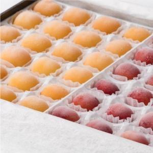 おもてなしギフト 北海道の夏を彩る大橋さくらんぼ園のギフト用フローズンさくらんぼ スペシャルサイズ 2種48粒 omotenashigift 04