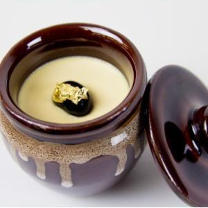 おもてなしギフト 岐阜プリン〜Premium〜プレミアム 中津川宿 の老舗 日本料理店 上見屋 の和食料理人が作る工芸品のようなプリン 3個入り|omotenashigift|04
