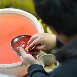 おもてなしギフト 漆の器 輪島の漆塗、美濃の陶器が出会った漆陶 二つの日本の伝統を同時に味わう まるで木のよう シダ模様のペアコーヒーカップ&ソーサー|omotenashigift|06