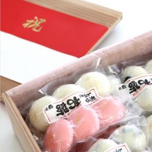 おもてなしギフト 一升餅 富山県魚津市の餅屋 源七が作ったおめでたいおめでたい一升餅(福のこわけ) omotenashigift 04