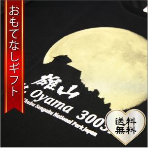 おもてなしギフト Tシャツ 立山の玄関 富山県魚津から届ける着心地抜群アルピニストのための雄山ドライTシャツ|omotenashigift