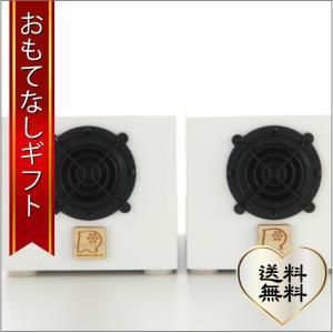 おもてなしギフト スピーカー 富山県魚津市のスピーカーメーカー ソリューションラボRの豊かで心地よい低音を再生するマジックスピーカー(PICCOLO)|omotenashigift
