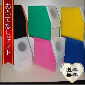 おもてなしギフト 富山県魚津市のスピーカーメーカー ソリューションラボRの心地よい低音を再生するマジックスピーカー(SOURサワー for Kids)|omotenashigift