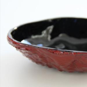 おもてなしギフト 銘々皿 魚津漆器の職人が作るカニの甲羅の銘々皿 漆の質感とカニのリアリティをお楽しみください omotenashigift 04