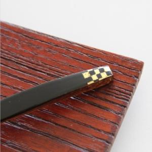 おもてなしギフト ベビースプーン 魚津漆器の職人が作るお食い初めスプーン 指物師、塗り師、金箔工芸士が結集した逸品|omotenashigift|04