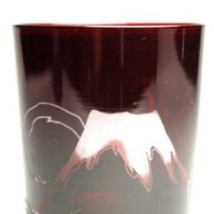 おもてなしギフト 被せガラス ロックグラス 赤銅色|omotenashigift|04
