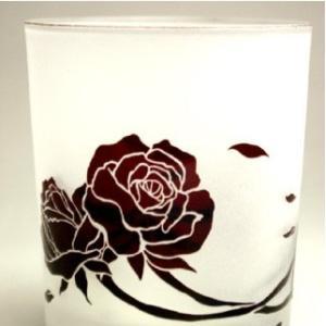おもてなしギフト 被せガラス ロックグラス 赤銅色|omotenashigift|05
