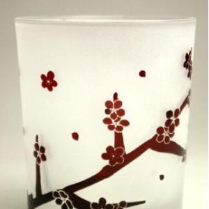おもてなしギフト 被せガラス ロックグラス 赤銅色|omotenashigift|06