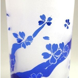 おもてなしギフト 被せガラス タンブラー 瑠璃色|omotenashigift|02