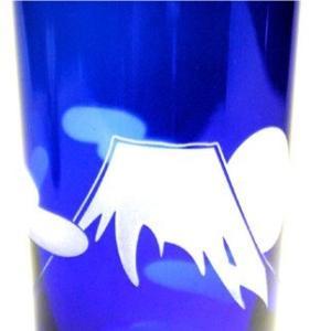 おもてなしギフト 被せガラス タンブラー 瑠璃色|omotenashigift|03