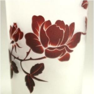 おもてなしギフト 被せガラス タンブラー 赤銅色|omotenashigift|04