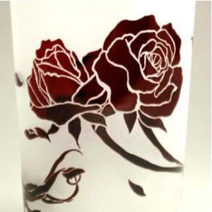 おもてなしギフト 被せガラス タンブラー 赤銅色|omotenashigift|05