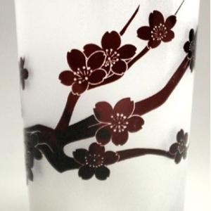 おもてなしギフト 被せガラス タンブラー 赤銅色|omotenashigift|06