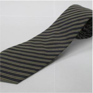 おもてなしギフト 双子織ネクタイ・名刺入れ  縞模様の素朴な感じ、艶やかな肌触りが特徴の蕨の双子織|omotenashigift|03
