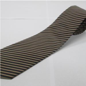 おもてなしギフト 双子織ネクタイ・名刺入れ  縞模様の素朴な感じ、艶やかな肌触りが特徴の蕨の双子織|omotenashigift|04