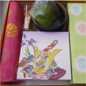 おもてなしギフト 手作り和菓子 山形のかすり家本店の自分で作る和菓子キット 端午の節句 omotenashigift 05