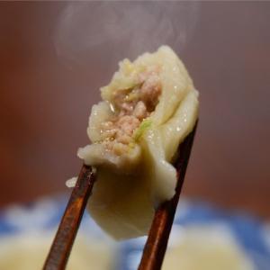 おもてなしギフト 水餃子 山形県の素材で作った手作りの水餃子と山形漆器のヒノキのお箸(5膳)|omotenashigift|03