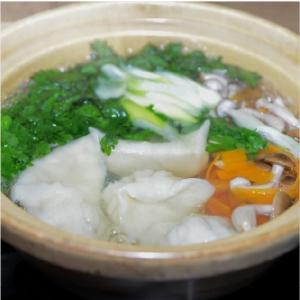 おもてなしギフト 水餃子 山形県の素材で作った手作りの水餃子と山形漆器のヒノキのお箸(5膳)|omotenashigift|05