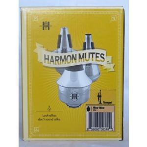 Harmon ハーマン Trumpet Wow Wow Mute トランペット用 ワウワウミュート ...