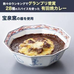 窯元宝泉窯の器使用 有田焼カレー 28種類のスパイスを使用/佐賀県産さがびより使用(お歳暮のし対応可)|omotesando-club