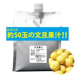 無添加100%文旦果汁 2kgパック ストレート 岡林農園 omotesando-club