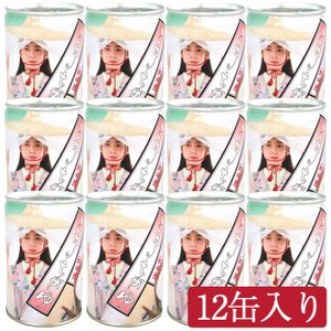こまちがゆ 12缶入 秋田県の優良県産品 無添加自然食品 5年保存 こまち食品|omotesando-club